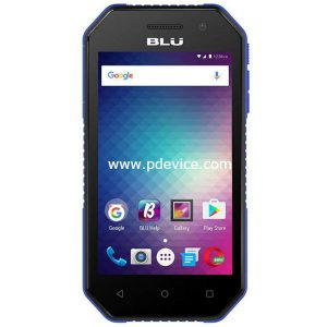 BLU Tank Xtreme 4.0 Smartphone Full Specification