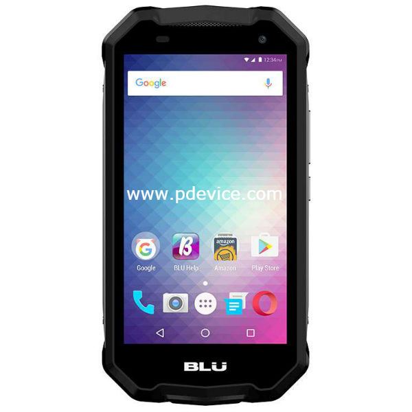 BLU Tank Xtreme 5.0 Smartphone Full Specification
