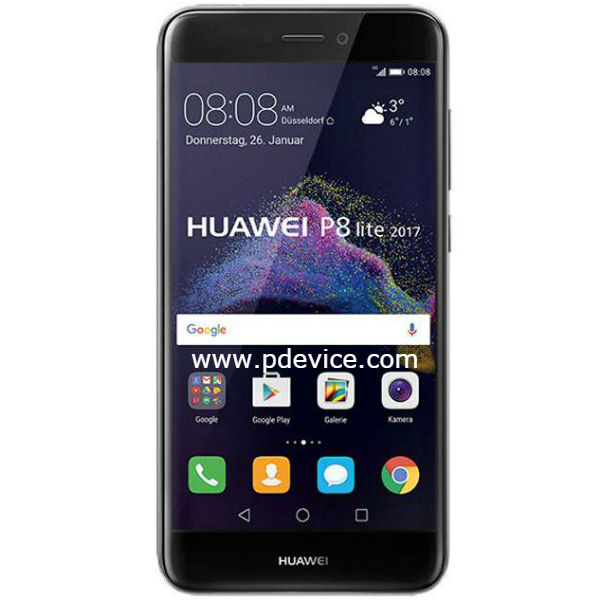 Huawei P8 Lite (2017) Smartphone Full Specification
