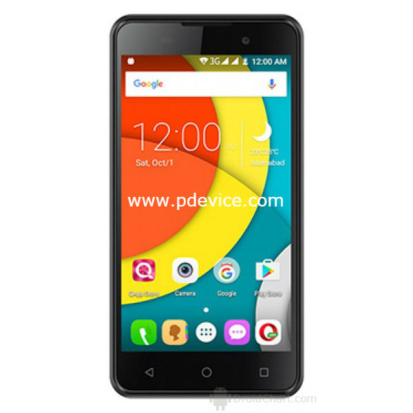 QMobile X700 Pro II Smartphone Full Specification