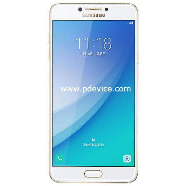 Samsung Galaxy C7 Pro Smartphone Full Specification