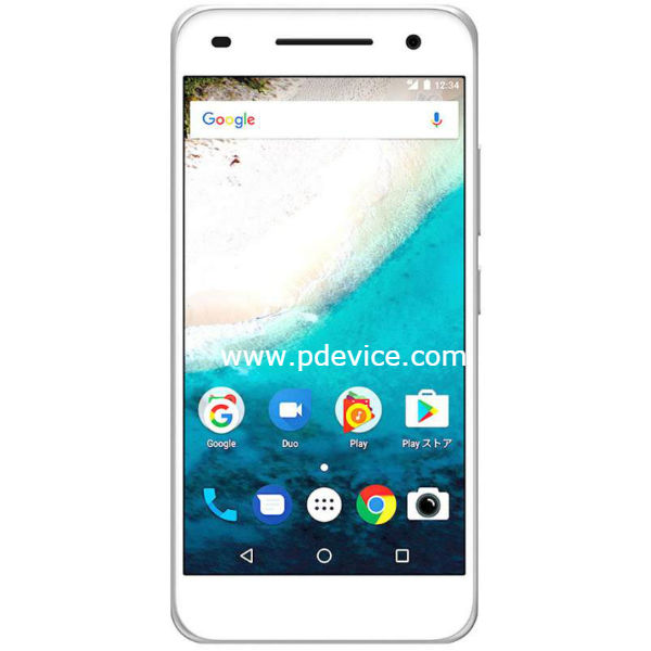 Sharp Android One S1 Smartphone Full Specification