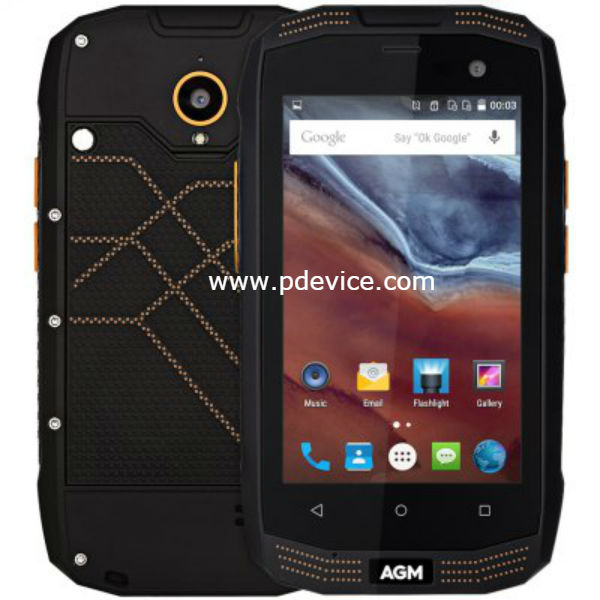 AGM A2 Smartphone Full Specification