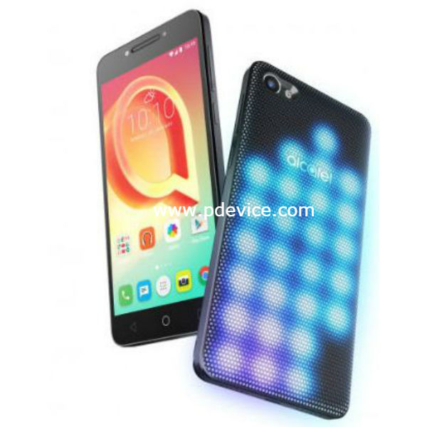 Alcatel A5 LED Smartphone Full Specification