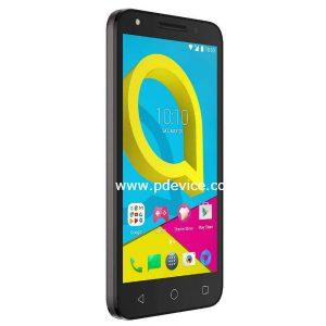 Alcatel U5 Smartphone Full Specification