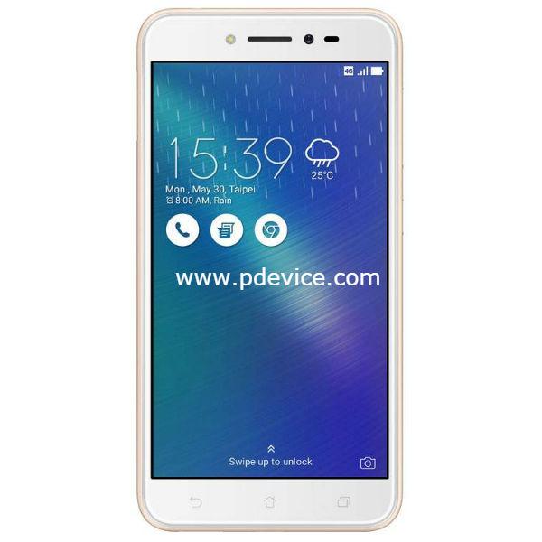 Asus ZenFone Live ZB501KL Smartphone Full Specification
