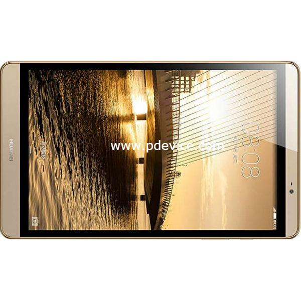 Huawei MediaPad M2 8.0 Wi-Fi Tablet Full Specification
