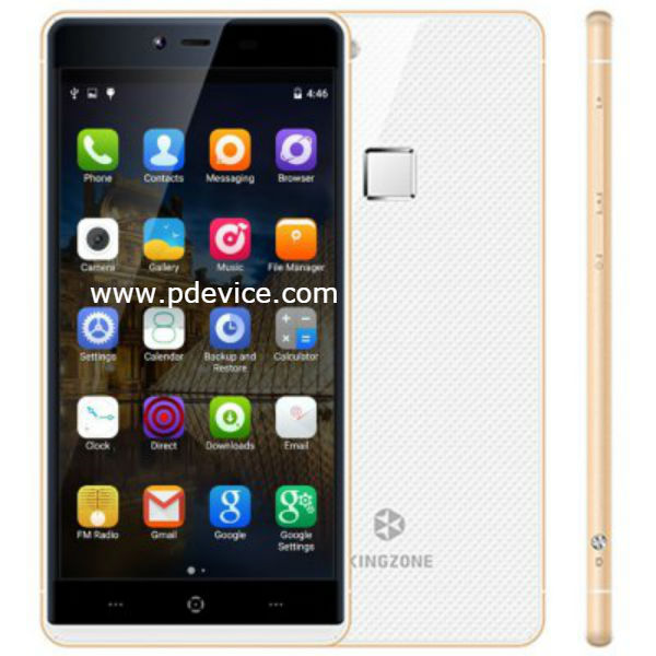 KingZone K2 Turbo Smartphone Full Specification