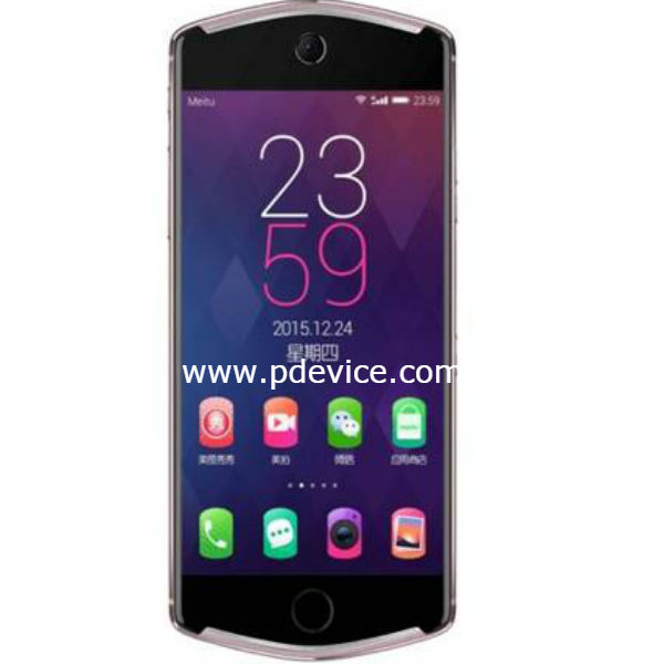 Meitu T8 Smartphone Full Specification