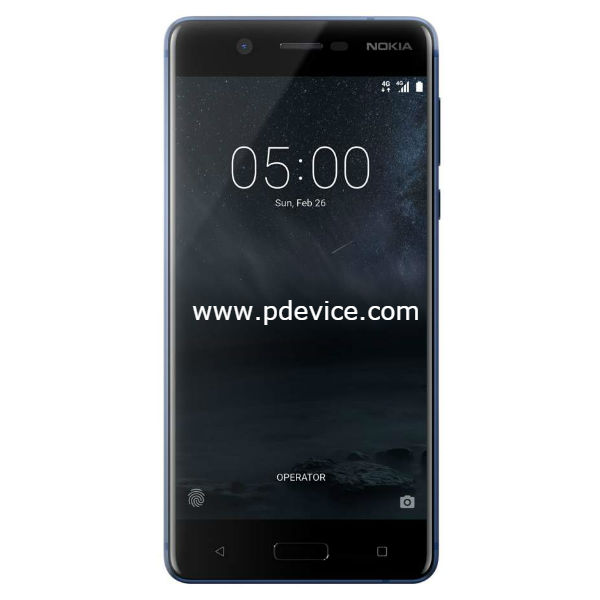 Nokia 5 Smartphone Full Specification