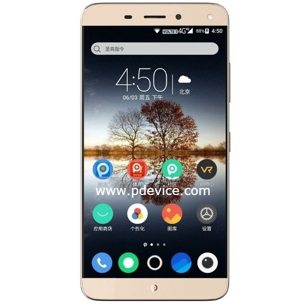 PPTV M1 Smartphone Full Specification