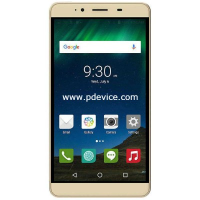 Philips Swift 4G S626L Smartphone Full Specification