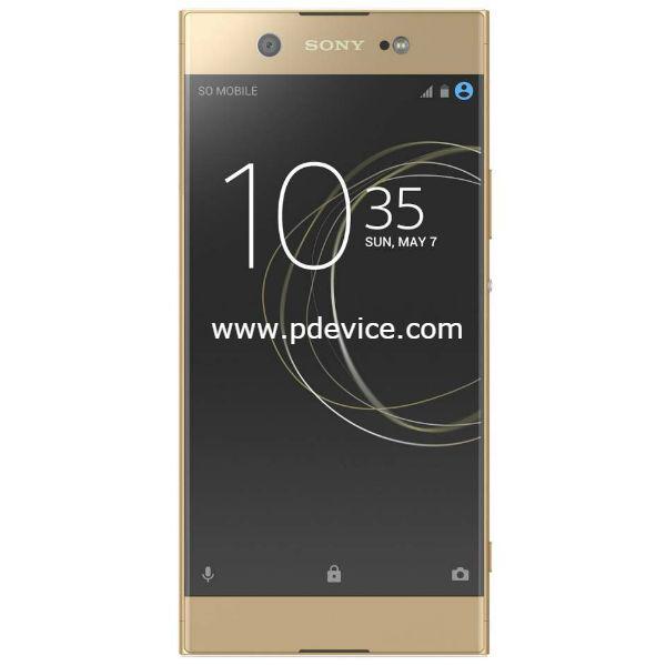 Sony Xperia XA1 Ultra Smartphone Full Specification