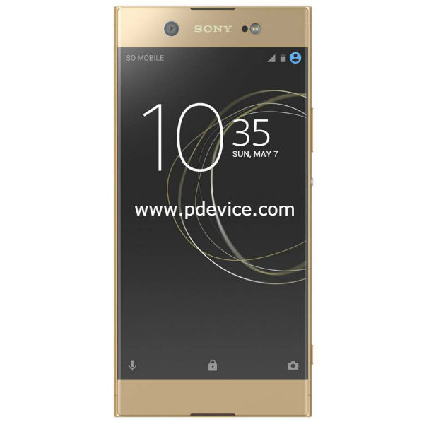 Sony Xperia XA1 Ultra Smartphone Full Specification