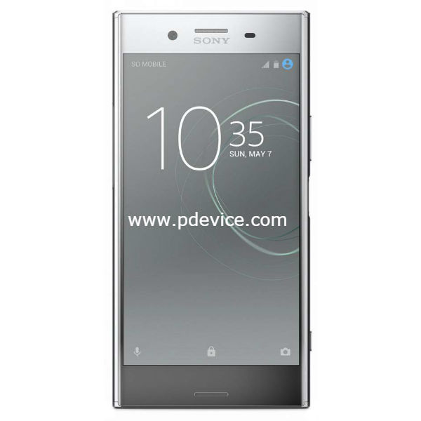 Sony Xperia XZ Premium Smartphone Full Specification
