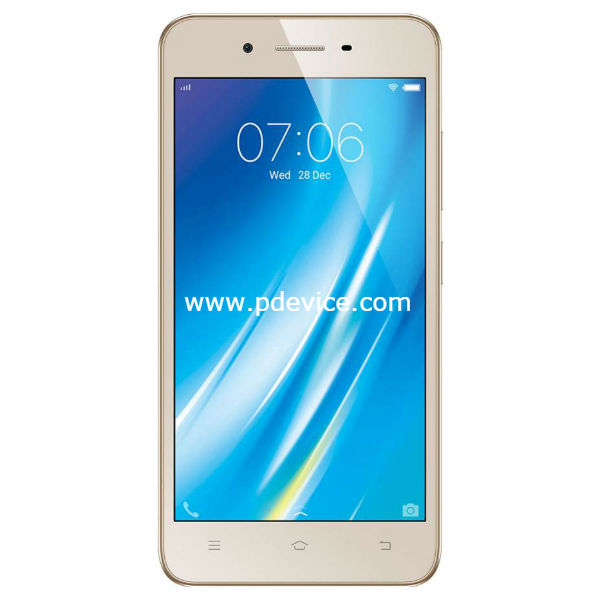 Vivo Y53 Smartphone Full Specification