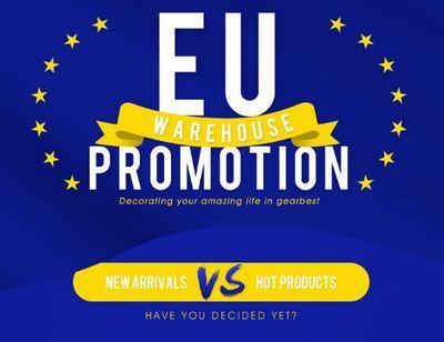 EU Warehouse Gearbest 3rd Anniversary