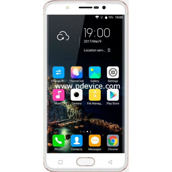 Gretel A9 Smartphone Full Specification