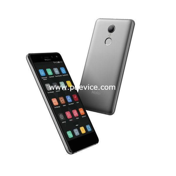 Haier Ginger G7 Smartphone Full Specification