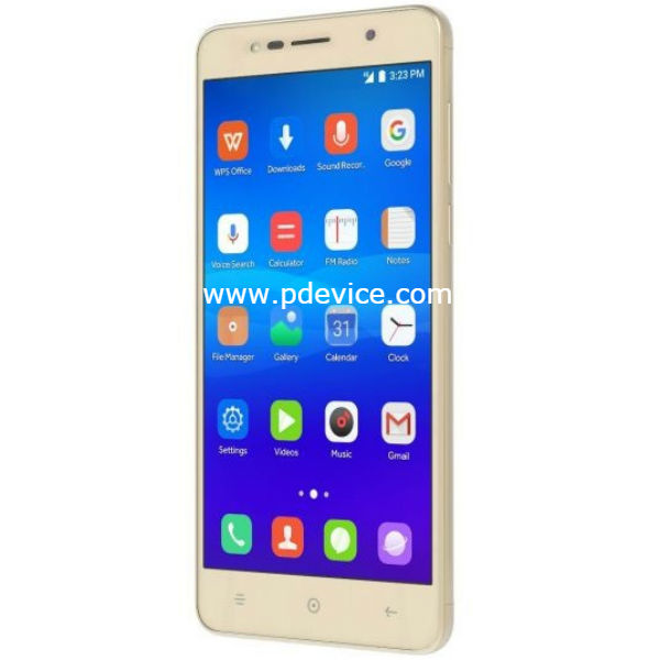 Haier Leisure L7 Smartphone Full Specification