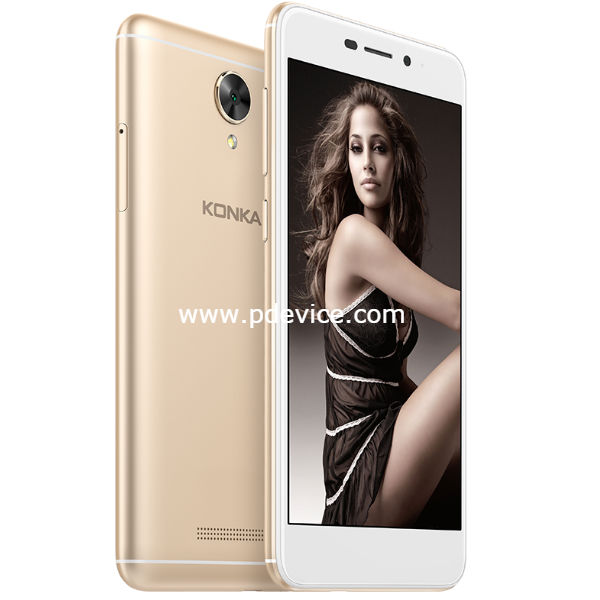 Konka R8 Smartphone Full Specification