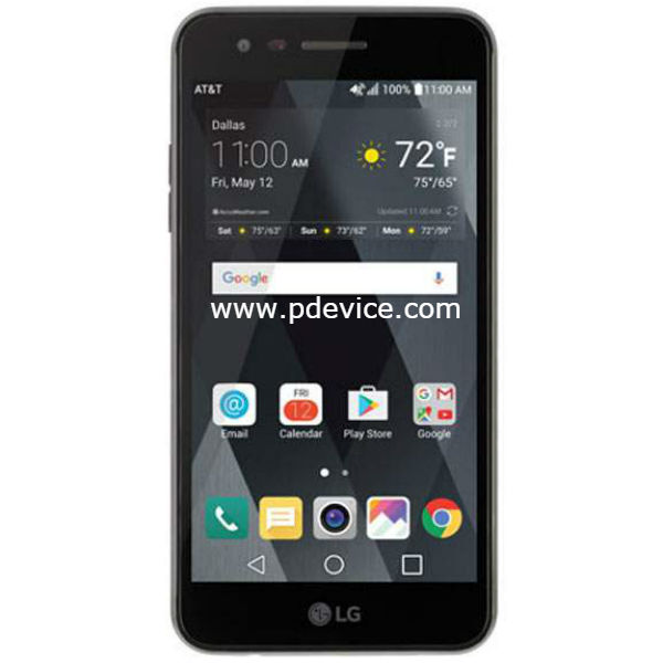 LG Phoenix 3 Smartphone Full Specification