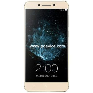 LeEco Le Pro 3 Elite Smartphone Full Specification