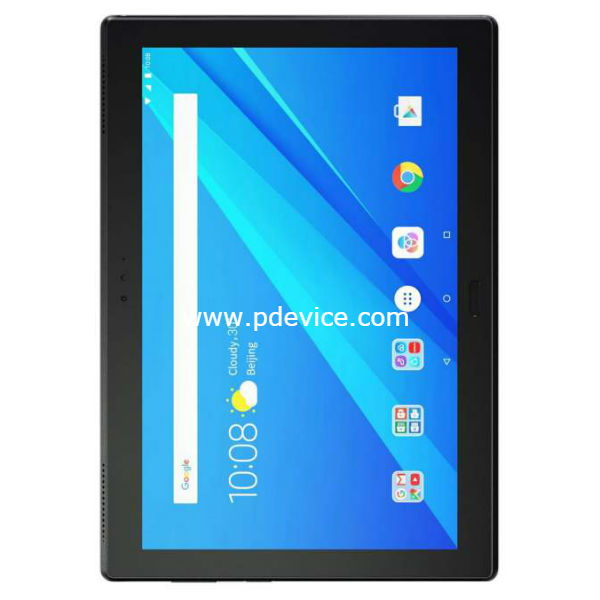 Lenovo Tab 4 10 Tablet Full Specification