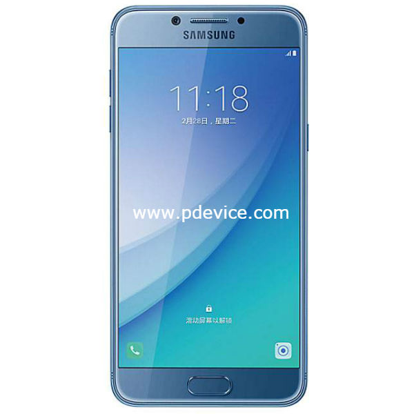 Samsung Galaxy C5 Pro Smartphone Full Specification
