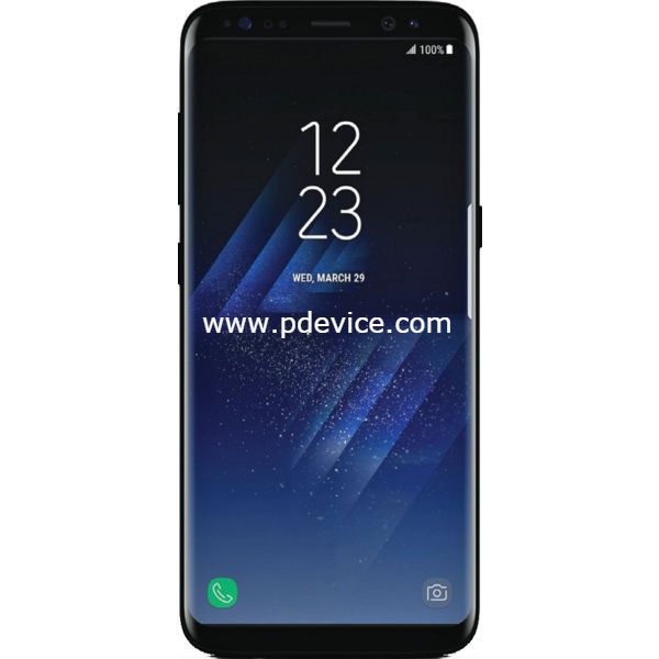 Samsung Galaxy S8 Plus G955F Smartphone Full Specification