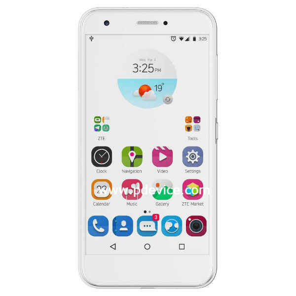 ZTE Blade A520 Smartphone Full Specification