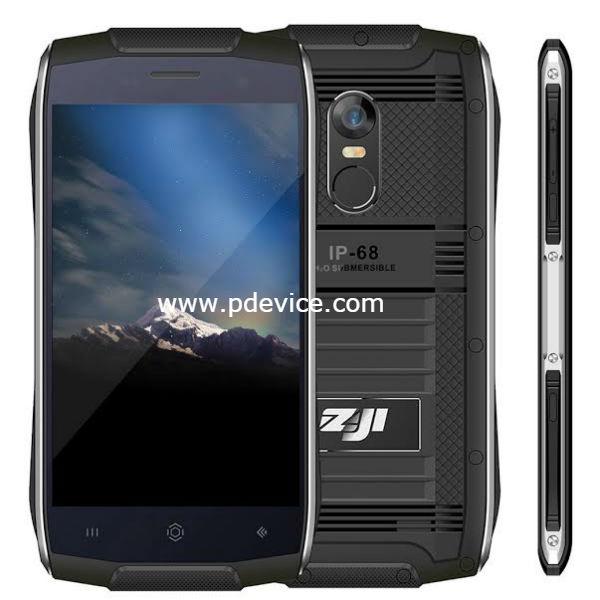 Zoji Z6 Smartphone Full Specification