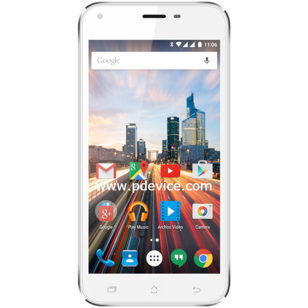 Archos 50 Helium+ Smartphone Full Specification