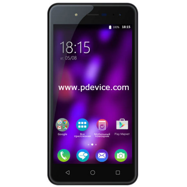 BQ Mobile BQS 5057 Strike 2 Smartphone Full Specification