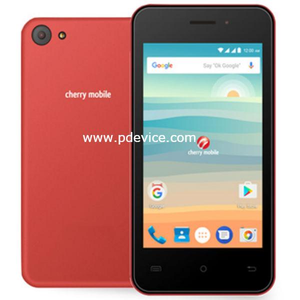 Cherry Mobile Flare P1 Mini Smartphone Full Specification