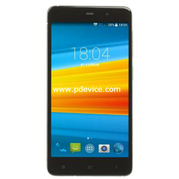 DEXP Ixion MS250 Sky Smartphone Full Specification