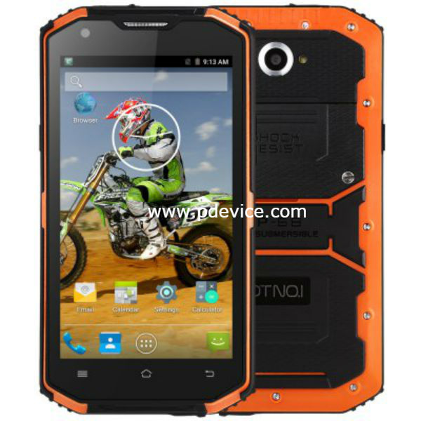 DTNO.I X3 Smartphone Full Specification