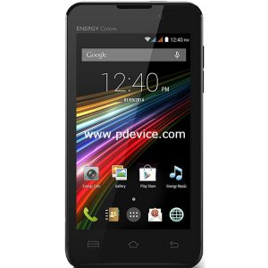 Energy Phone Colors Smartphone Full Specification