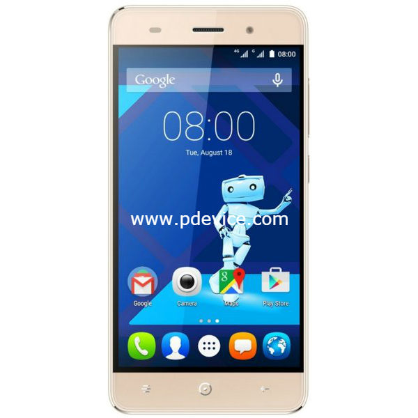 Haier L56 Smartphone Full Specification