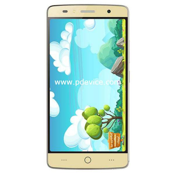 Intex Elyt e1 Smartphone Full Specification