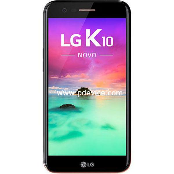 LG K10 Novo Smartphone Full Specification