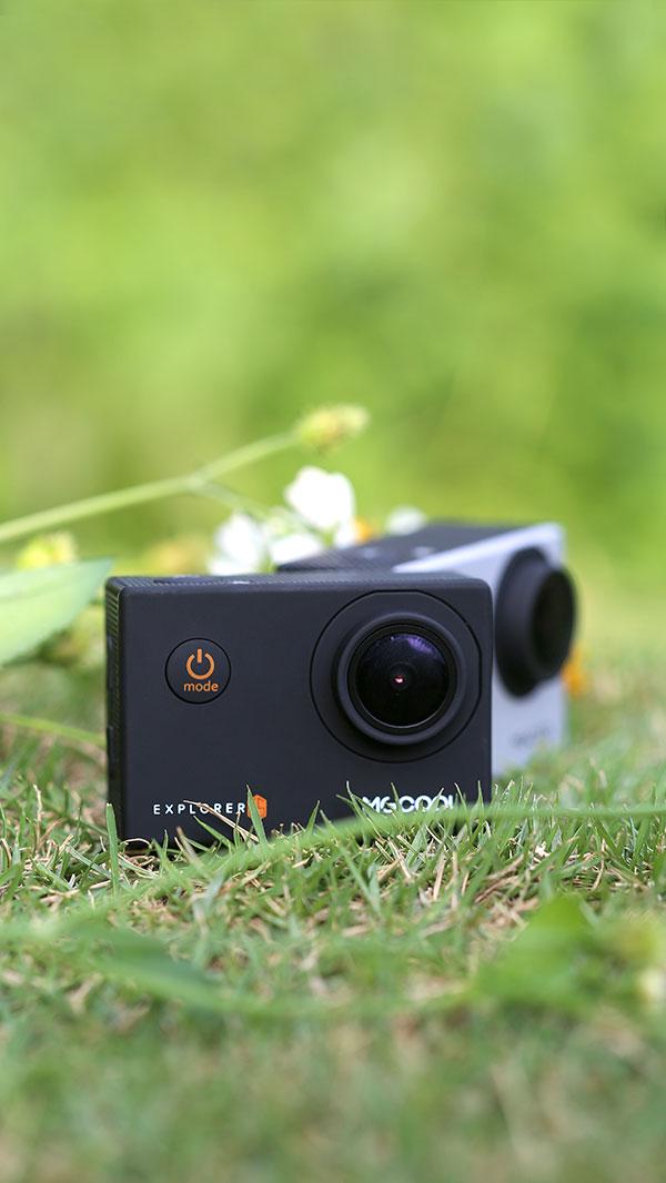 MGCOOL Explorer ES Sports Camera