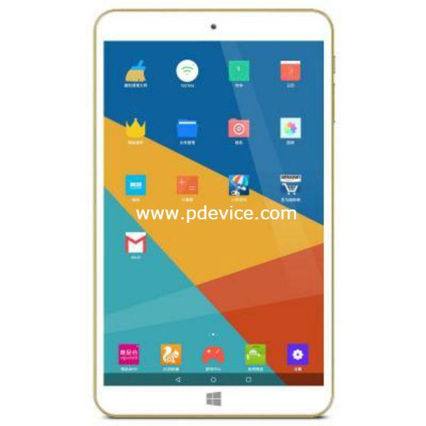 Onda V80 Plus Z8350 Tablet Full Specification