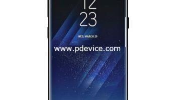 Samsung Galaxy S8 G950FD Dual SIM