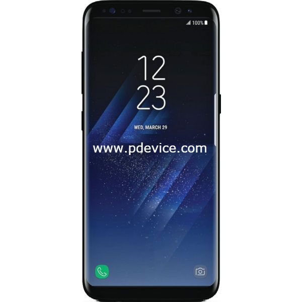 Samsung Galaxy S8 Plus G955FD Dual SIM Smartphone Full Specification