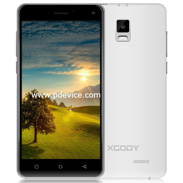 Xgody G12 Smartphone Full Specification