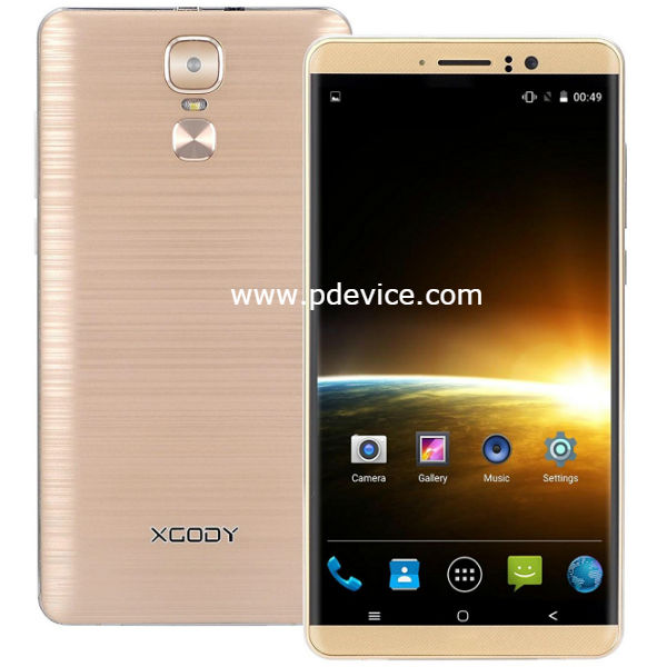 Xgody Y14 Smartphone Full Specification