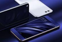 Xiaomi Mi 6 Main Features