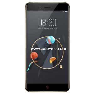 ZTE Nubia Z17 Mini Standard Edition Smartphone Full Specification