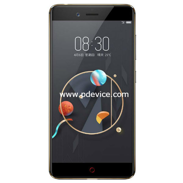 ZTE Nubia Z17 Mini Standard Edition Smartphone Full Specification